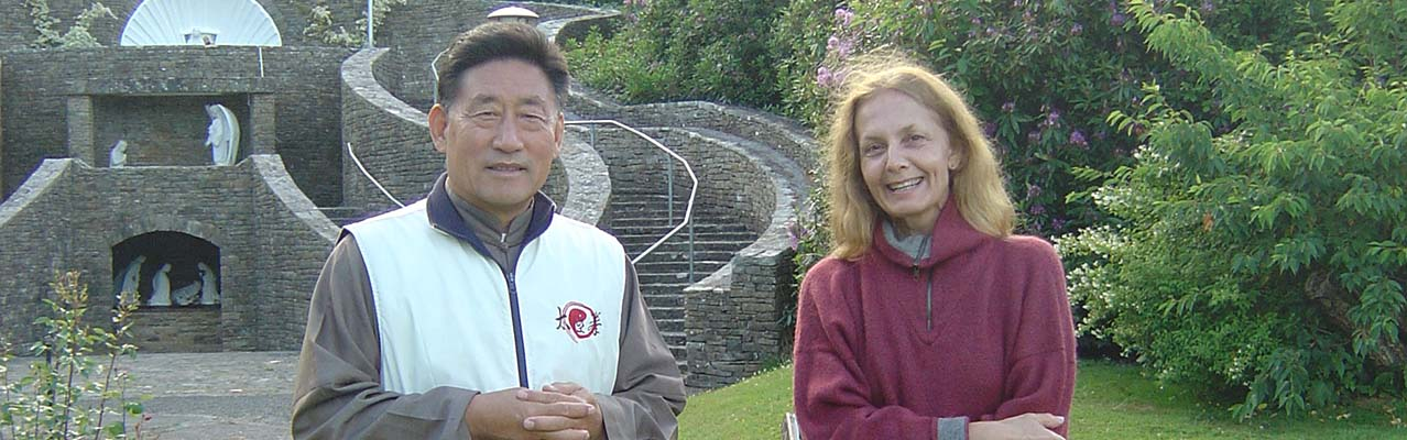 YiFei Gong avec GM Chen Xiao Wang